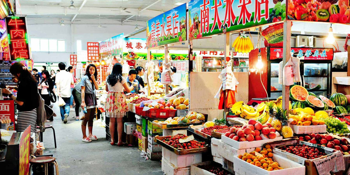 nankai-campus-food-market-fruit
