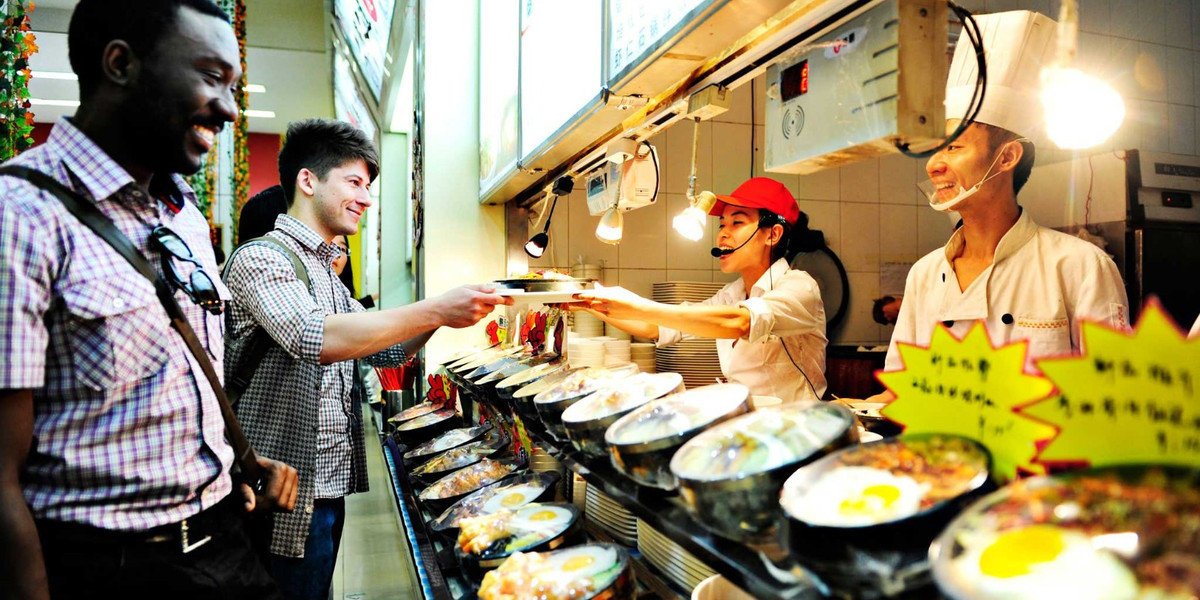 nankai-food-canteen-ordering-food