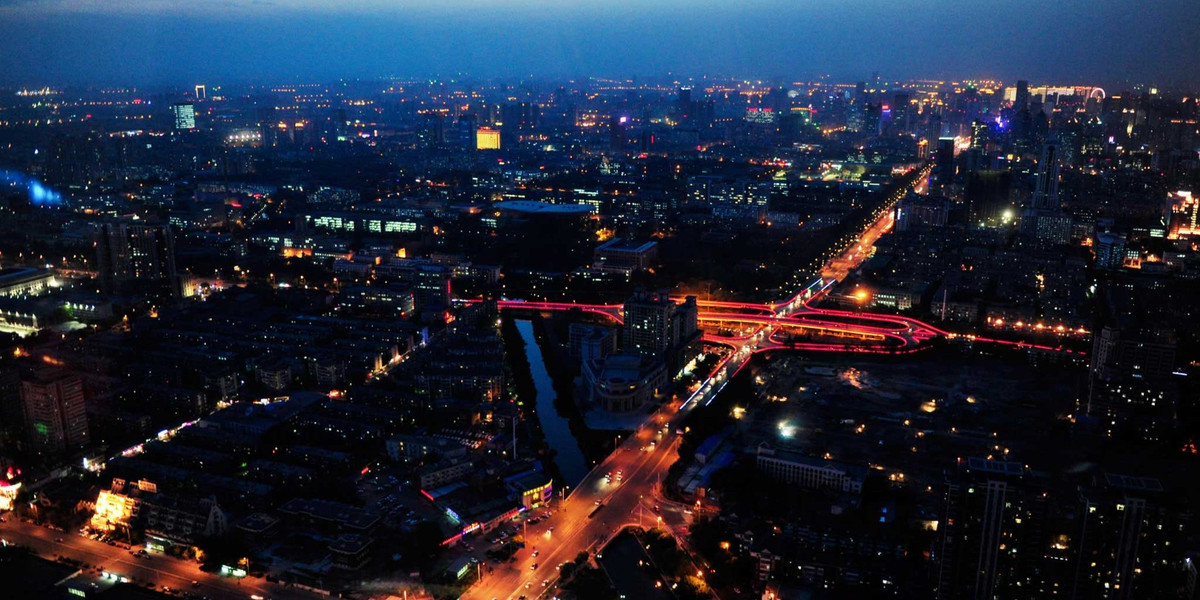 nankai-tianjin-night-view
