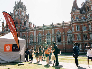 Royal Holloway, University of London | Роял Холлоуэй, Университет Лондона